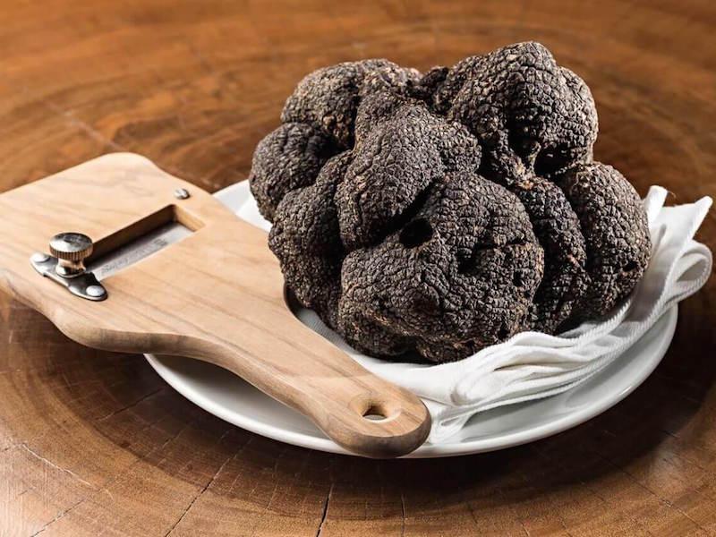 Arezzo Black truffle