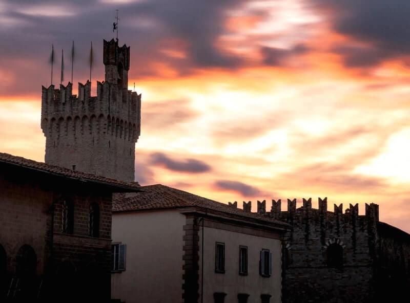 Arezzo view