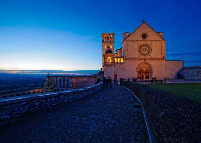 Umbria, Assisi