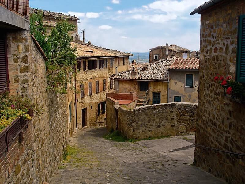Grosseto village