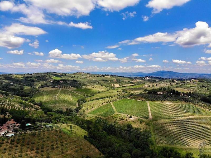 Panoramic Chianti