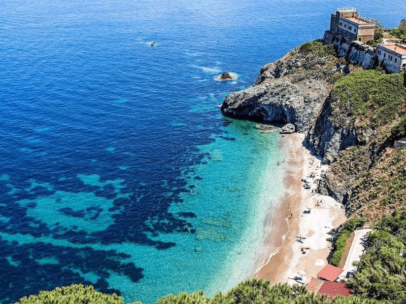 Seaside Elba Island