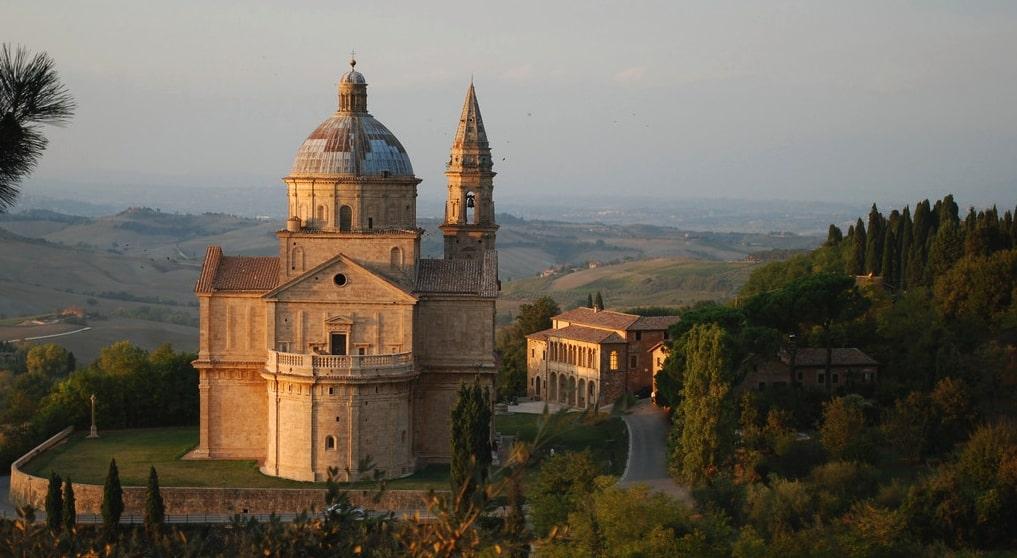 tempio San Biagio of Montepulciano