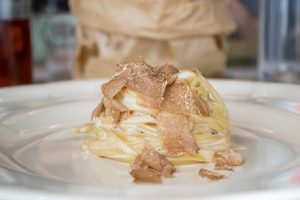 what is a white truffle