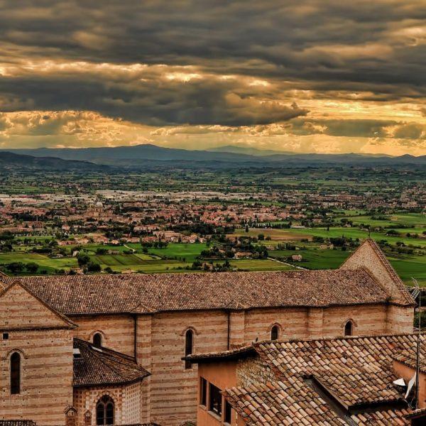 Assisi Landscape